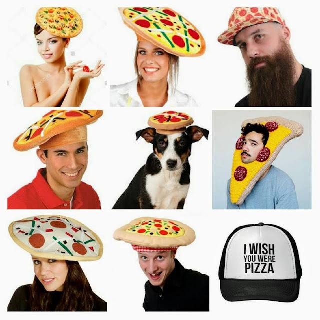 Pecinta Pitsa Hats