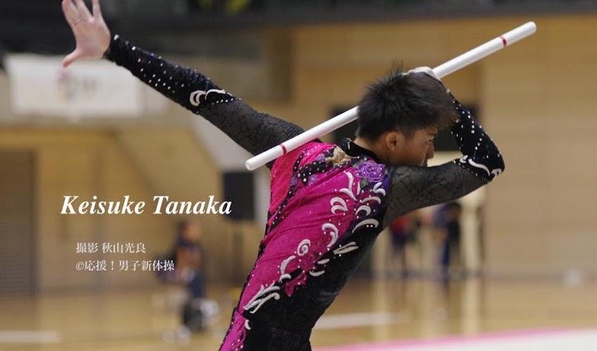 インタビュー: サラ・ホッジさんと日本の男子新体操について話す