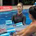 Actress yami gautham hot Underwater Fitness Training