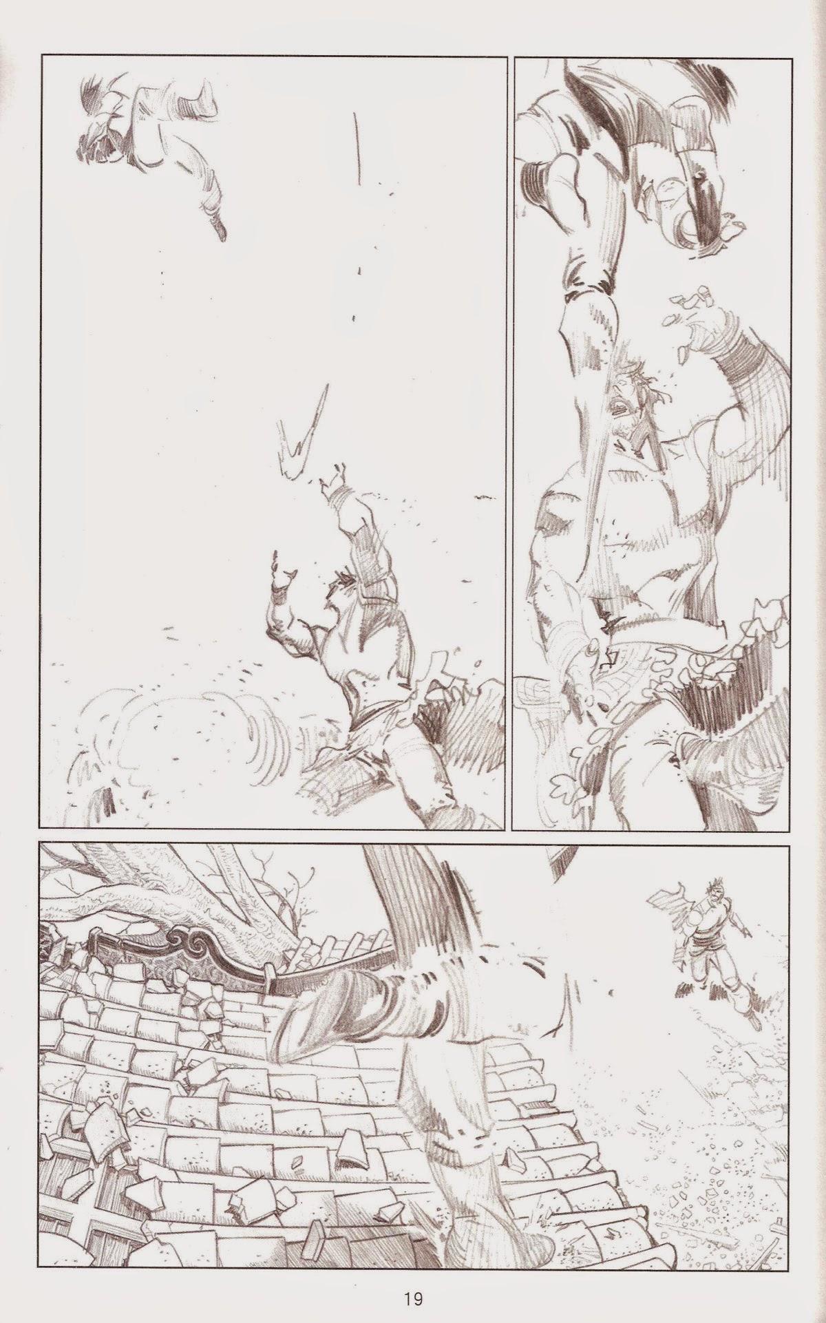 Phong Vân chap 675 - Trang 17