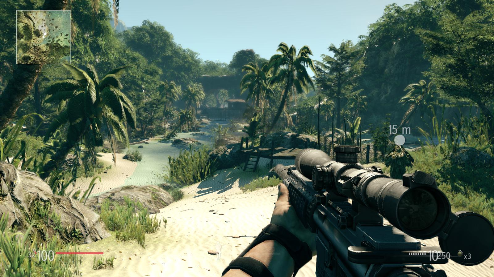 Sniper Ghost Warrior 2 Complete