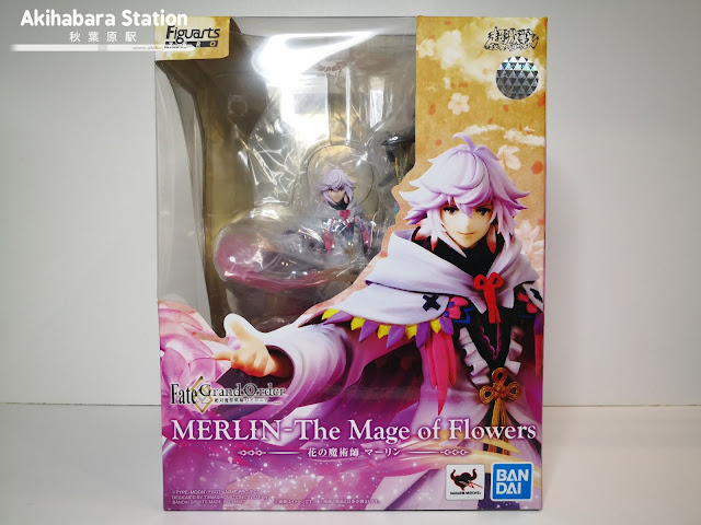 Review Figuarts ZERO Caster / Merlin de Fate/Grand Order.