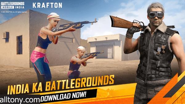 رابط تنزيل Battlegrounds Mobile India APK + OBB متجر Google Play