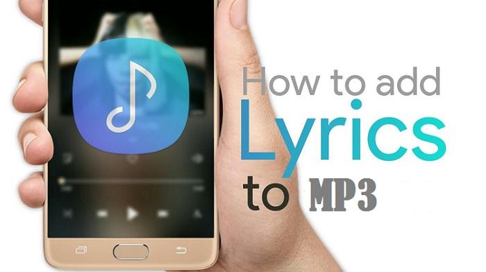 Add Lyrics to MP3 Files