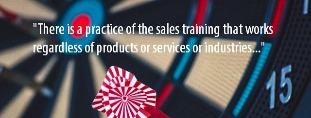 Sales training tips