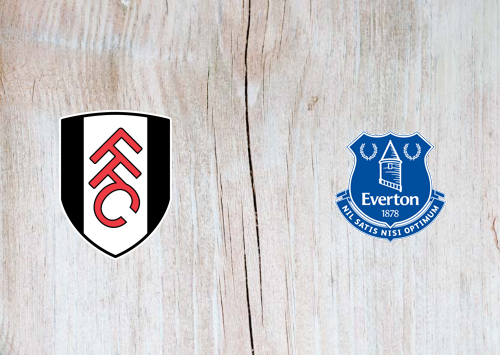 Fulham vs Everton -Highlights 22 November 2020
