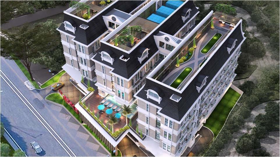 Apple Residence Condo Villa. Apartemen yang Harganya Terjangkau tapi Fasilitas Lengkap