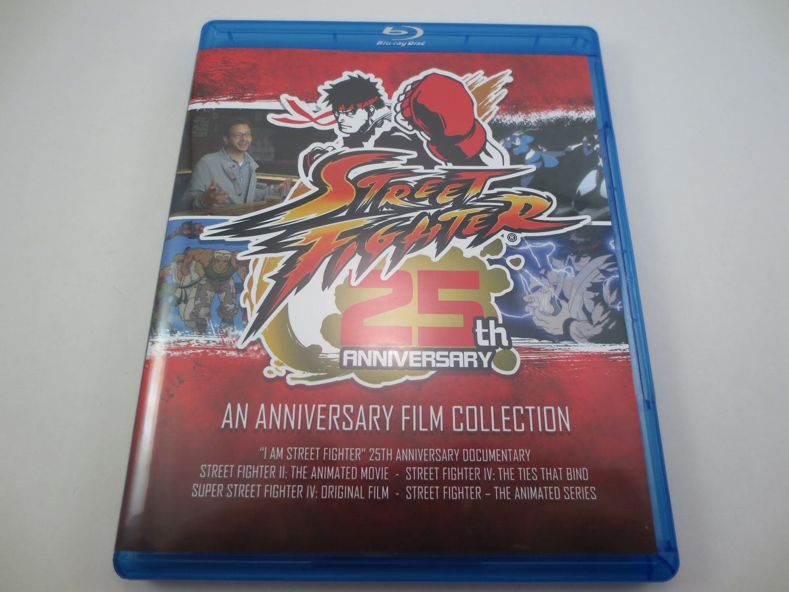 Short Wave Radio Exhaustive Overview And Review Street Fighter 25th Anniversary Collector S Set W Pics