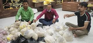 लॉकडाउन में ग़रीबों को ईदी बांट रहे समाजसेवी मो. अजहर | #NayaSabera