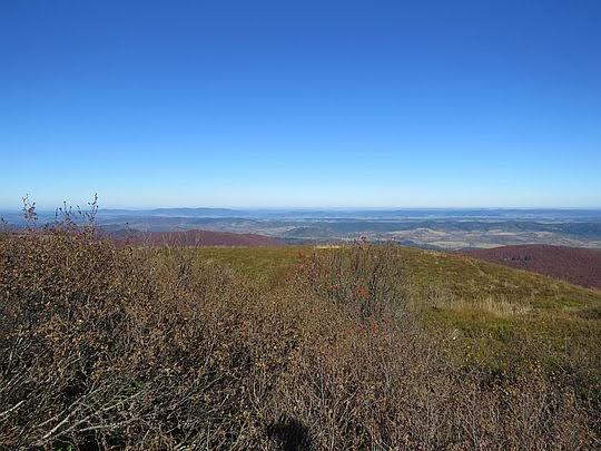 Góry Sanocko-Turczańskie.