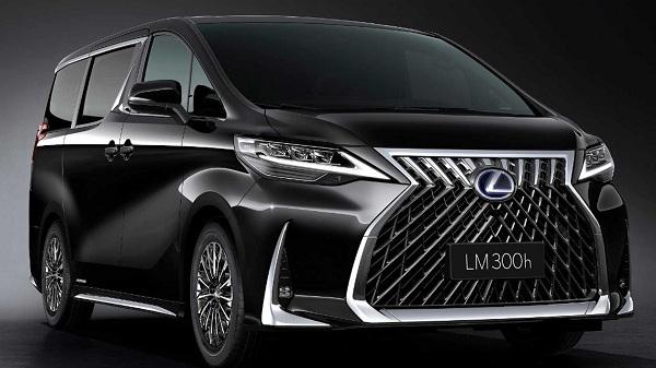Lexus Minivan 2020 Segera Hadir dengan First Class Suite Luxury