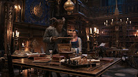 Beauty and the Beast (2017) Dan Stevens and Emma Watson Image 3 (3)
