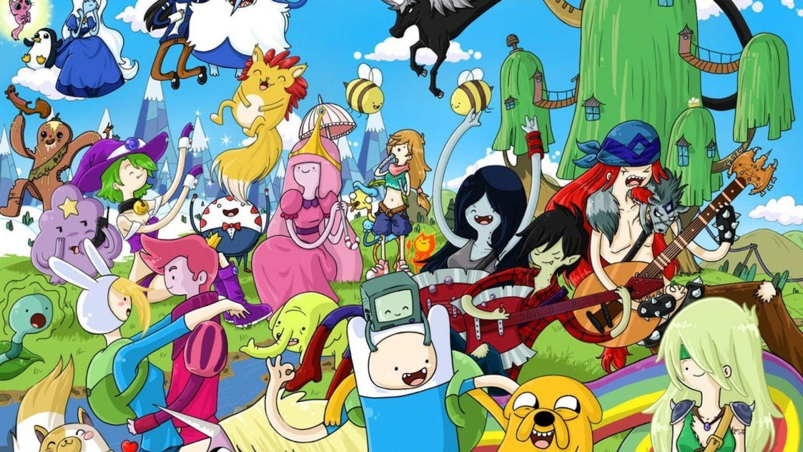 Adventure Time Screensaver Wallpapers Image 11 Cool Hd