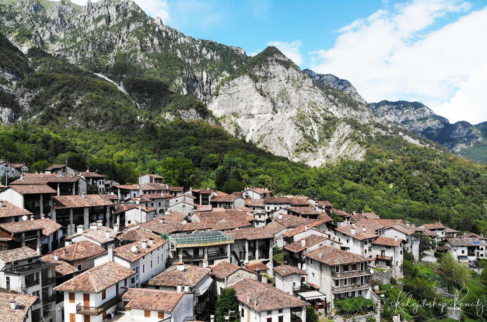Poffabro — najpiękniejsze miasteczko we Friuli Wenecji Julijskiej