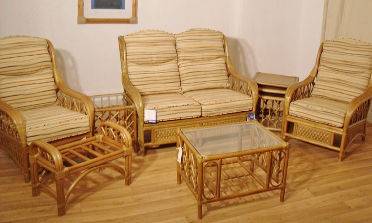 Furniture should, ideally, be light, durable and weather proof. Rattan  furniture meets with all three specifications, and is therefore widely used  all over ...