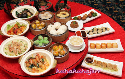 Ho Ho Chiak @ Tung Yuen Chinese Restaurant Grand BlueWave Hotel Shah Alam
