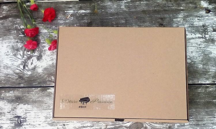 Stare Pianino #BOX + konkurs