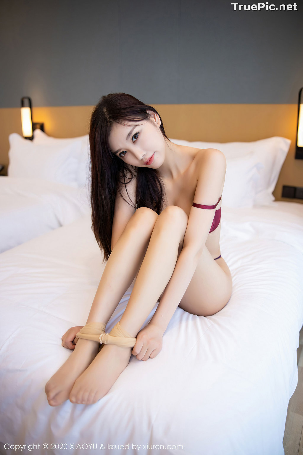 Image XiaoYu Vol.414 - Chinese Model - Yang Chen Chen (杨晨晨sugar) - Sexy Fitness Girl - TruePic.net - Picture-52