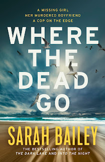 Where the Dead Go by Sarah Bailey book cover