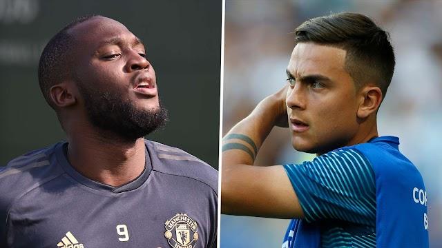 Man Utd can't believe their luck; Dybala for Lukaku?