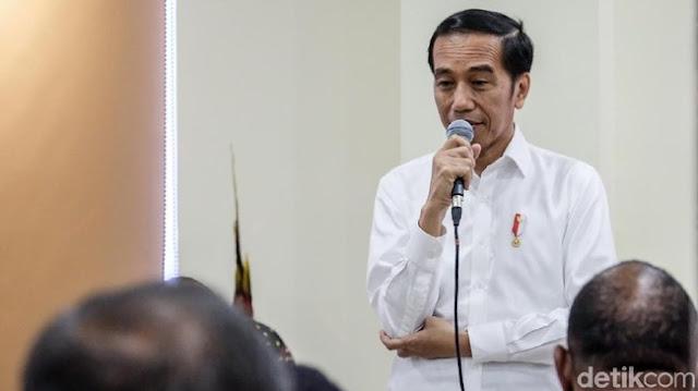 Jokowi Malu RI Impor Pacul, Ini Kata Dua Menterinya