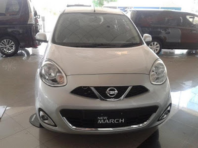 Kredit Nissan March November 2017