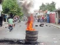 Resultado de imagen para Protestas de residentes en La Guáyiga de Pedro Brand