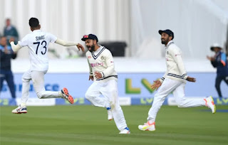 England vs India 2nd Test 2021 Highlights