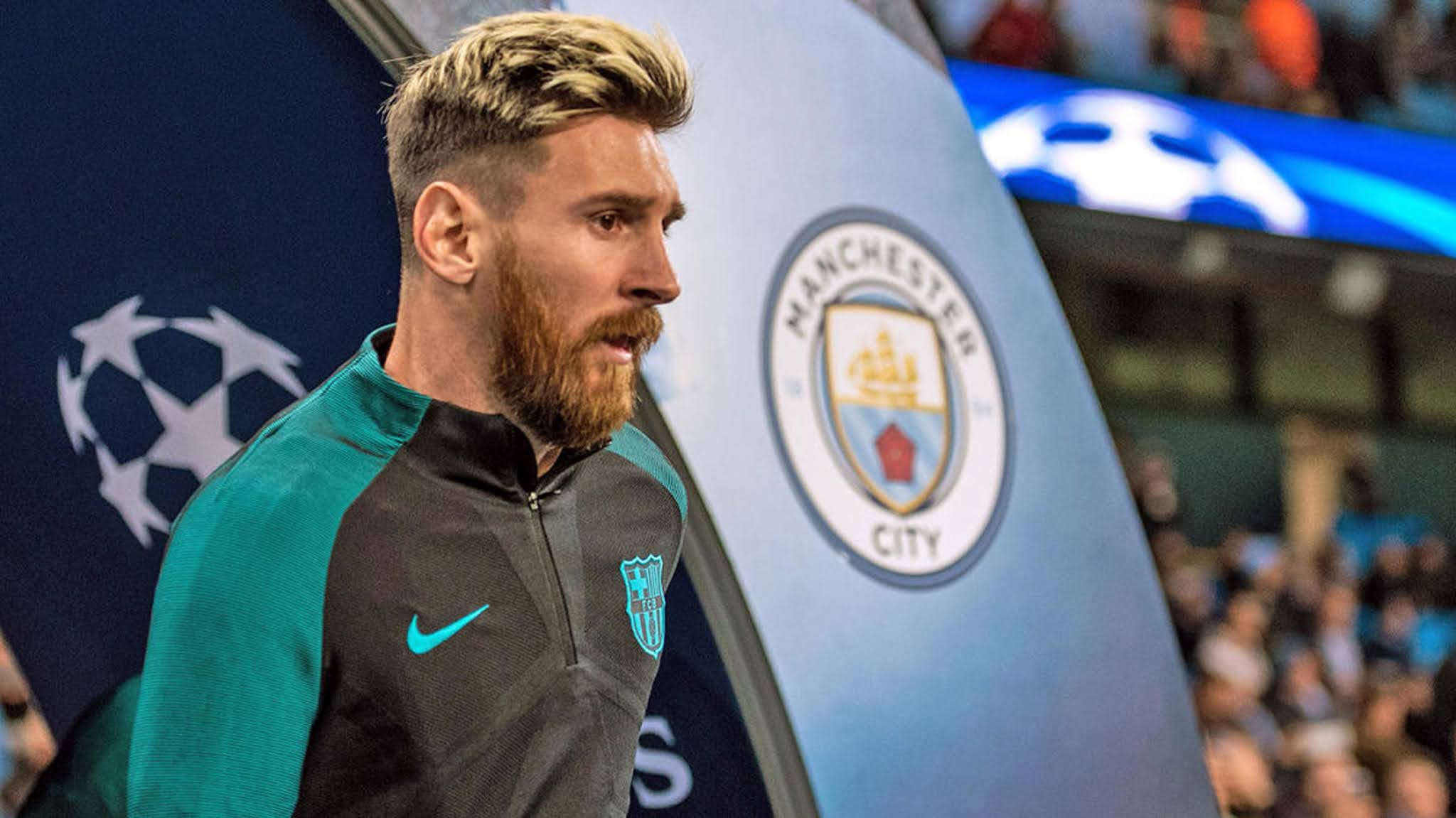 Lionel Messi Manchester City oferta