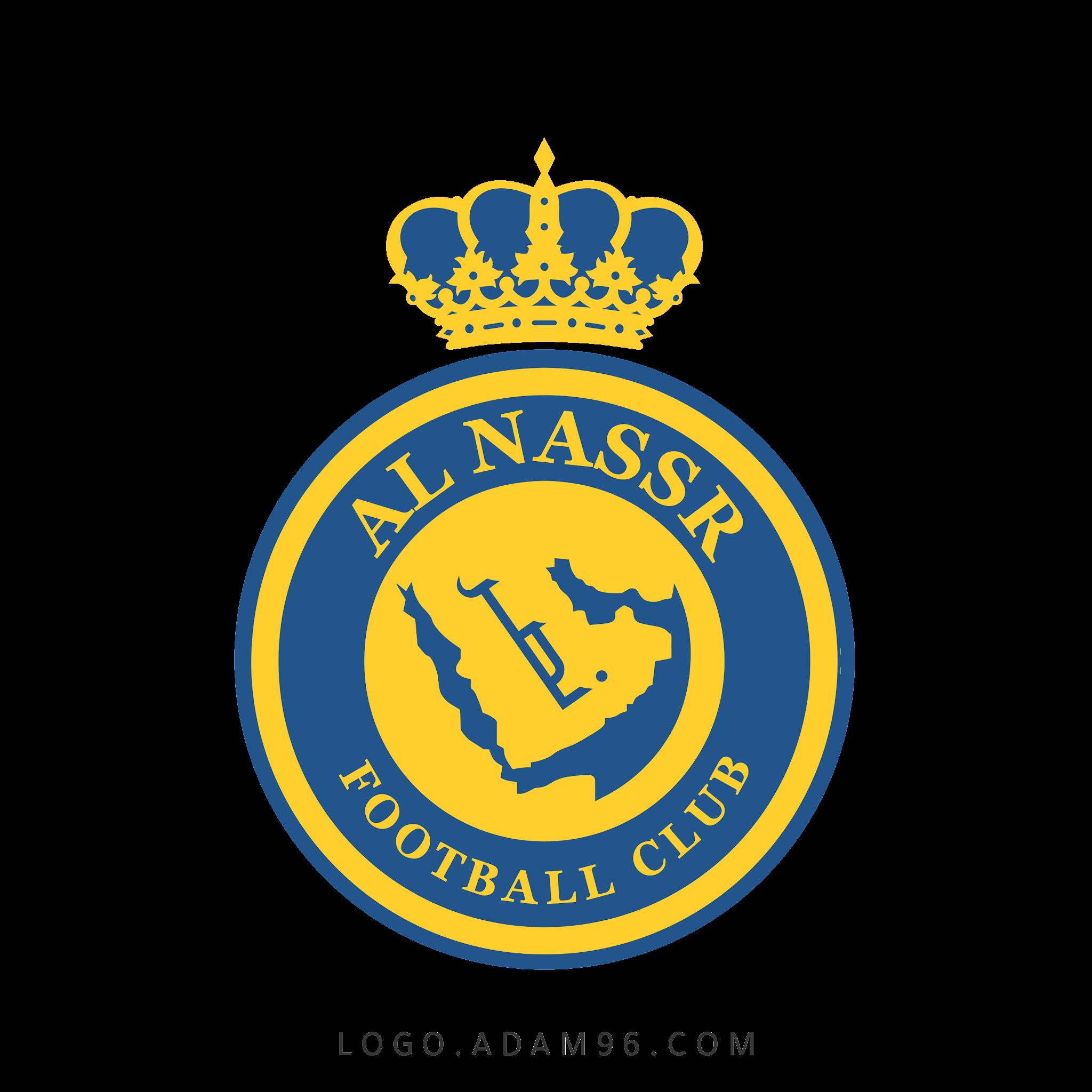 تحميل شعار نادي النصر السعودي شفاف AL Nasser Club PNG
