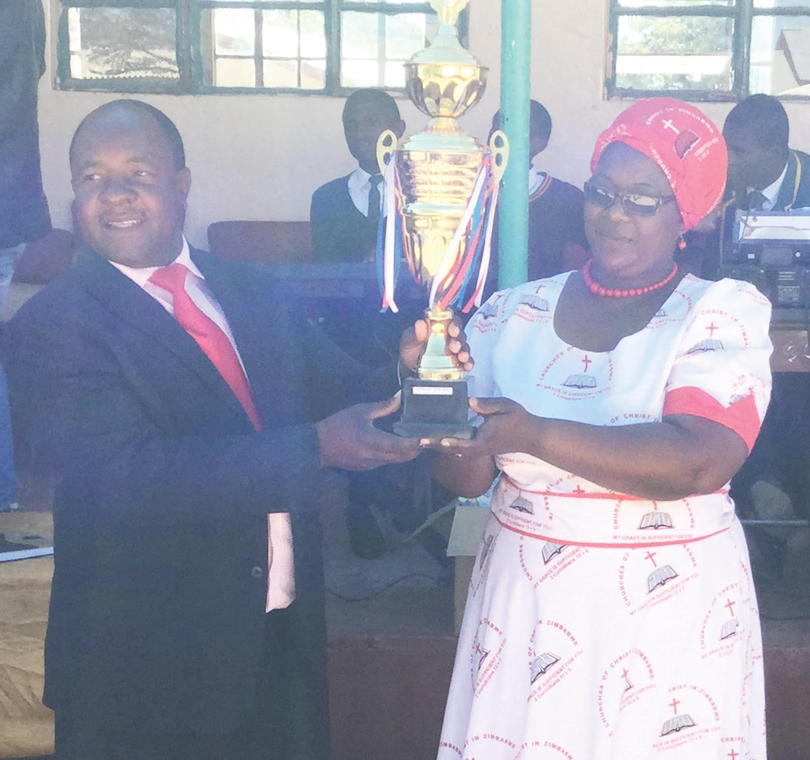 Gutu High: Dewure Wins Christian Games - The Mirror