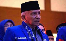 Amien Rais Ingatkan Jokowi Jangan Macam-macam, Bisa Ditinggalkan Semua Menteri