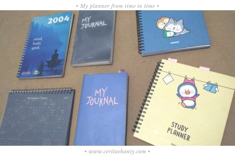 agenda planner tahunan