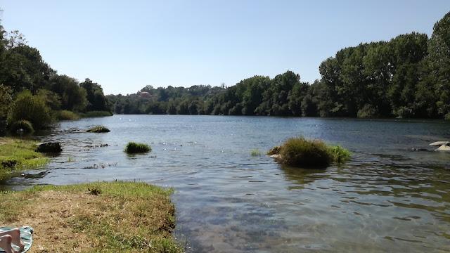 Rio Cávado em Navarra