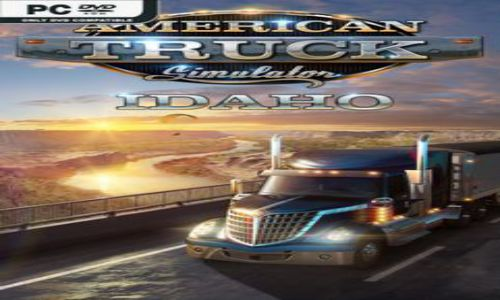 Download American Truck Simulator Idaho CODEX PC Game Full Version Free