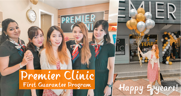 Happy 5 Years to Premier Clinic! More launches and New Program