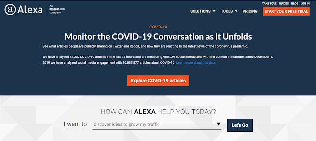 اليكسا  Alexa امازون اليكسا amazon alexa ترتيب اليكسا اضافة اليكسا لاحقة اليكسا حيلة مجانية لترتيب اليكسا ترتيب موقعك في اليكسا