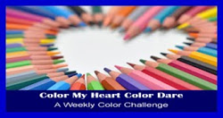 Color My Heart Color Dare Challenge