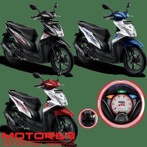 Kredit Motor Honda BeAT ESP CW Sporty FI