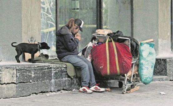 Registran cerca de siete mil mexicanos viviendo en las calles