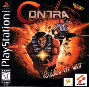 Baixar Contra: Legacy of War (1996) PS1