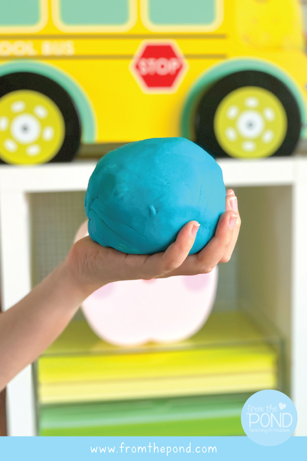 How to Make Smooth Play Dough