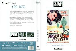 Muerte de un ciclista (1955) - Carátula