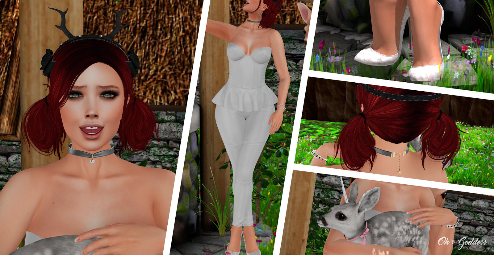 Second Life Fashion: It's so cute! - OhMyGoddess Blog