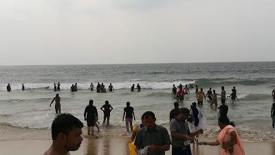 baga beach goa images