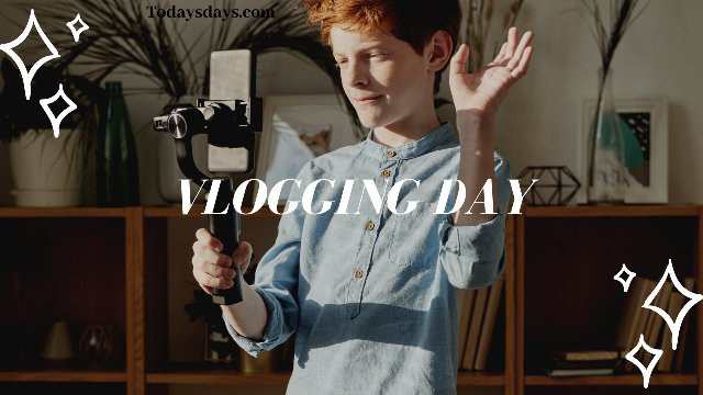 Vlogging Day 2020