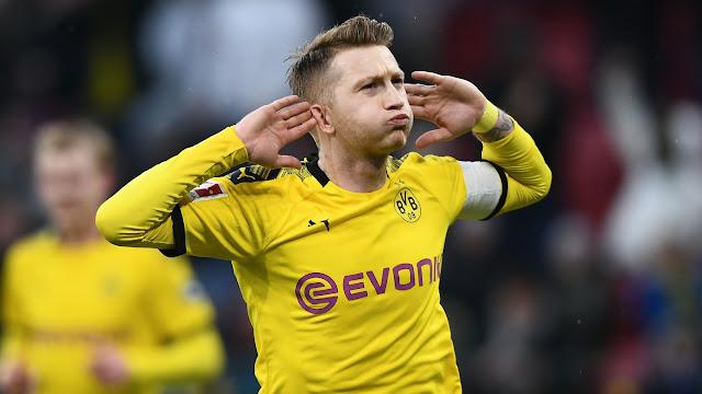 Mainz 05 vs Borussia Dortmund – Highlights