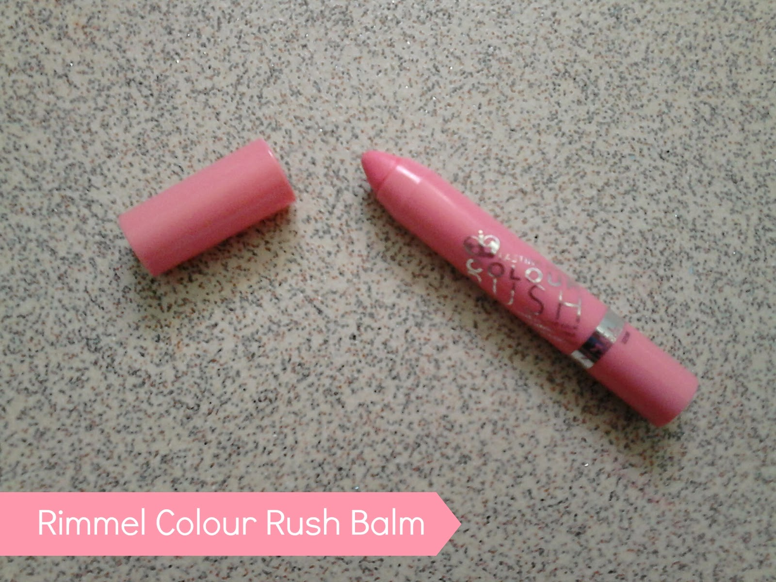 Rimmel Colour Rush Balm Give Me A Cuddle