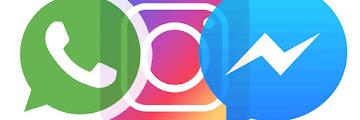 Facebook, Whatsapp, Instagram Down Kembali