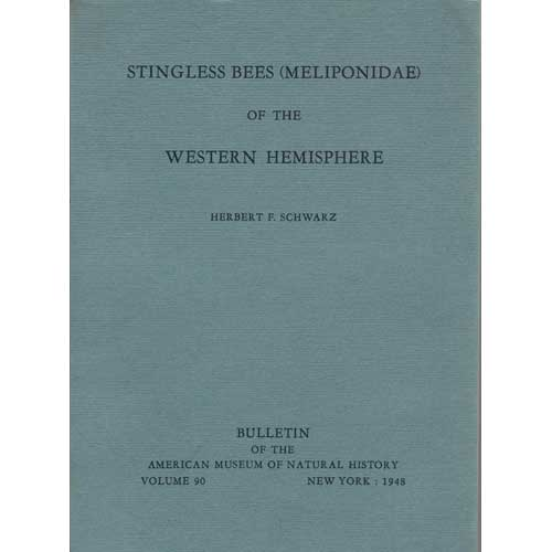 Livro - Stingless bees of the Western Hemisphere